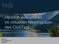 3. virtuelles Meeting 4.5.2020